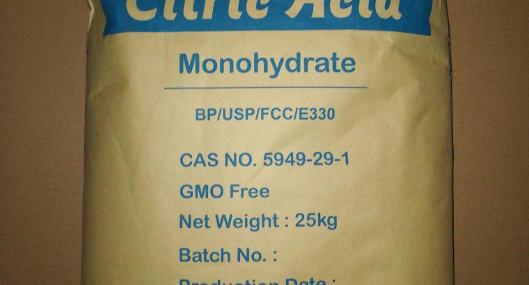 اطلاعات کامل در مورد اسید سیتریک ( Cirtic Acid )
