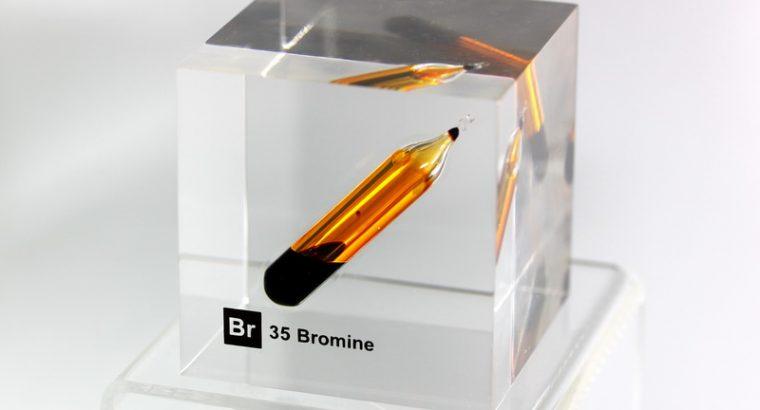 اطلاعات کامل در مورد برم ( Bromine )