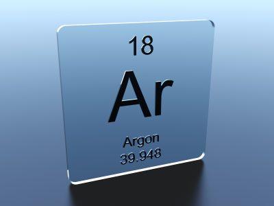 گاز آرگون برای درمان آسیب مغزی و سکته مغزی