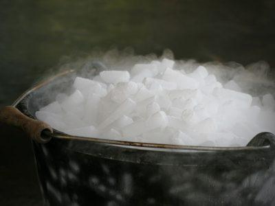 اطلاعات جامع و کاربردی در مورد یخ خشک ( Dry Ice )